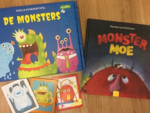 thema monsters voor peuters