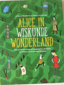 Alice in wiskunde wonderland