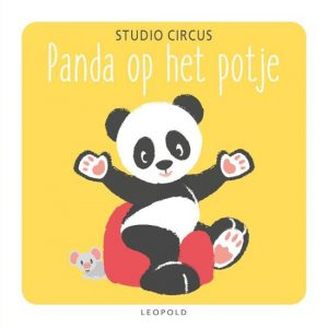 feestweek - panda op het potje