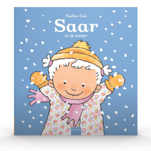 prentenboeken - saar in de winter