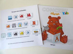 Inhoud Concept kids