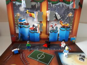 Lego City Adventskalender open