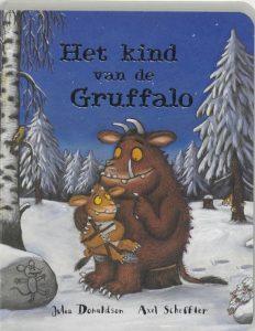 prentenboeken - kind van de gruffalo