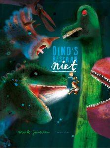 Mark Janssen - Dino's bestaan niet
