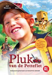 Pluk van de Petteflat DVD - Netflix