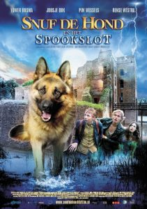 Snuf de hond en het spookslot - Netflix