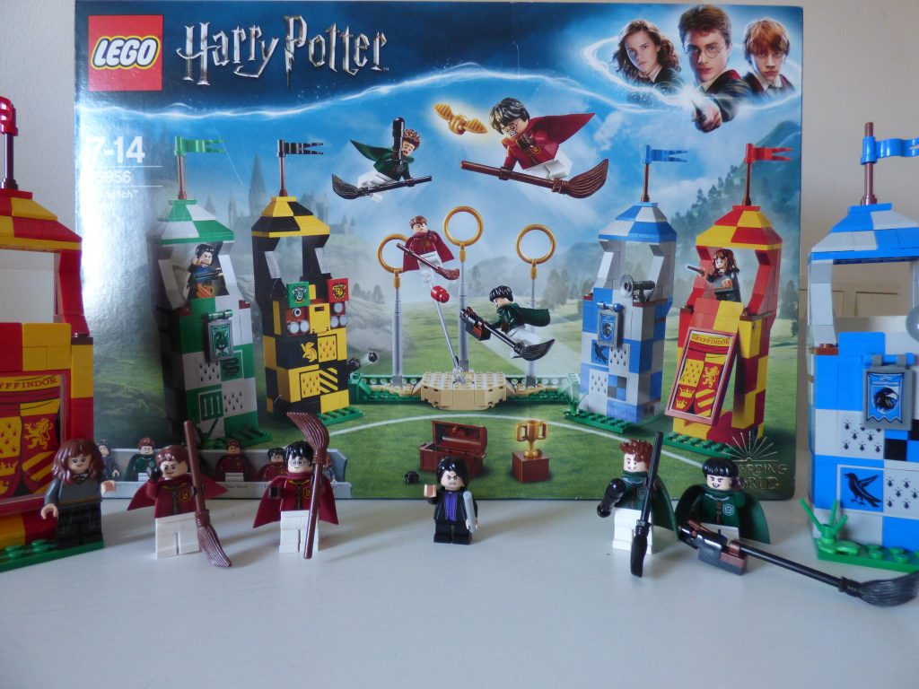Lego Harry Potter - Zwerkbal