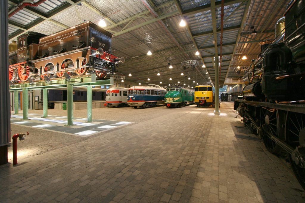 Werkplaats spoorwegmuseum