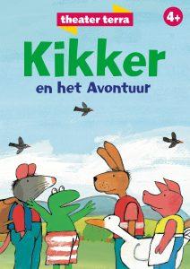 nieuw theaterseizoen - theater Terra Kikker en het avontuur