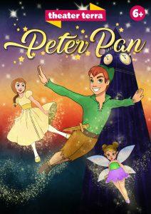 nieuw theaterseizoen - Theater Terra Peter Pan