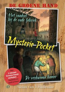 De Groene Hand - mysterie pocket