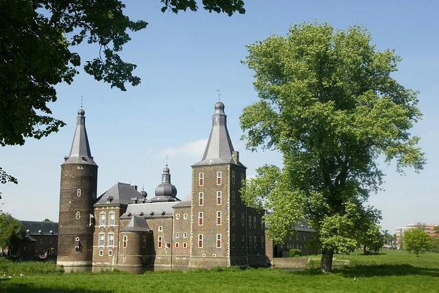 Dag van het kasteel