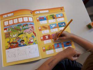 Veilig leren lezen kern start