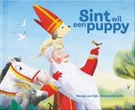 Sint wil een puppy - Wendy van Dijk