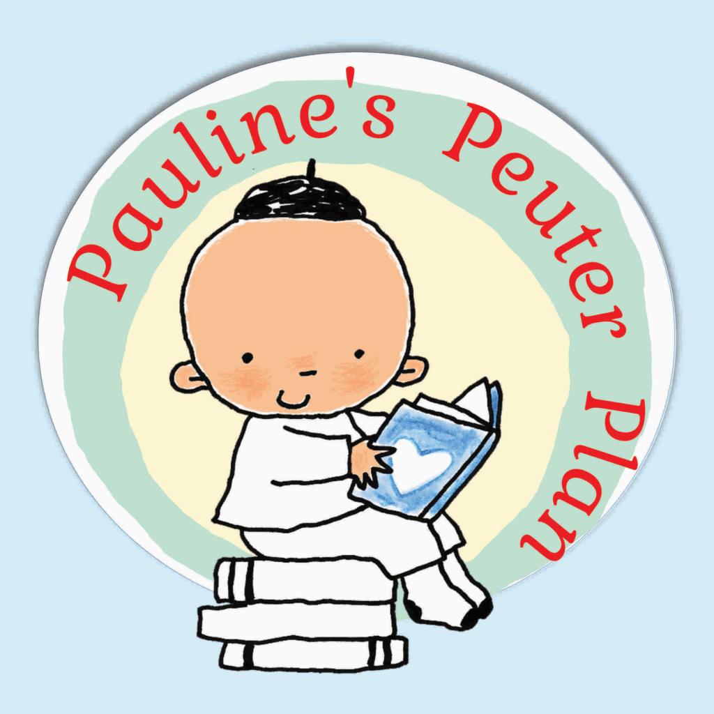 Pauline's Peuter Plan - spelend leren met prentenboeken