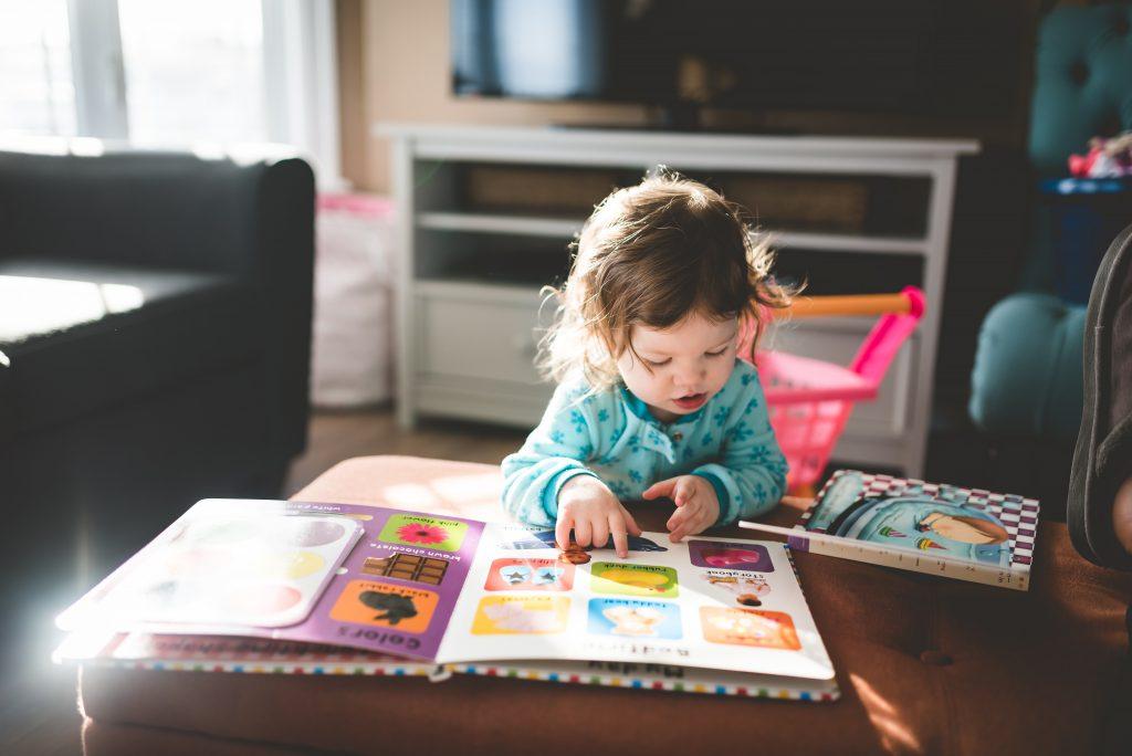 boekje lezen