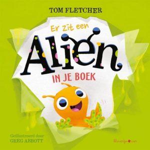 Er zit een alien in je boek - Tom Fletcher