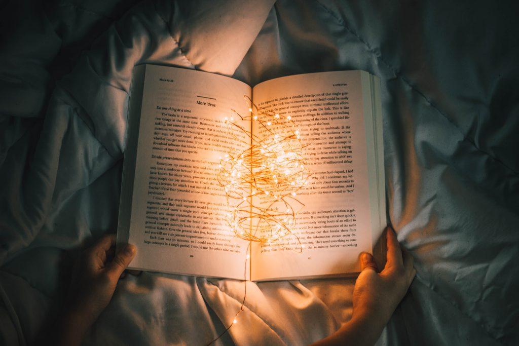lezen vanaf groep 5 - lezen in het donker