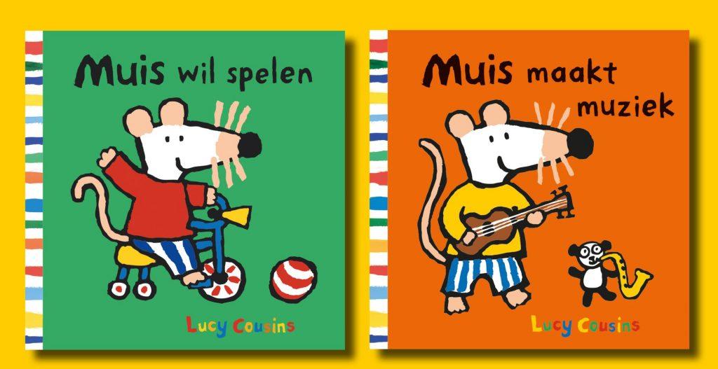 muis uitdeelboekjes