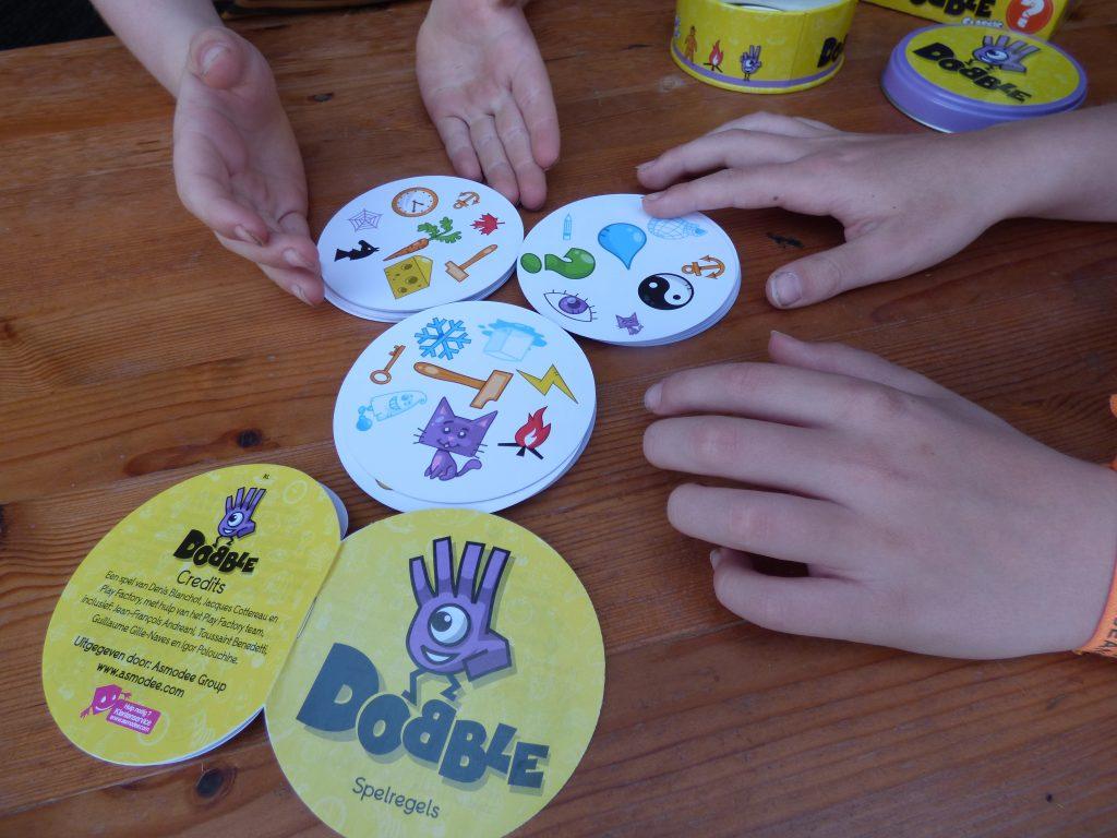 Spellen van Asmodee - Dobble