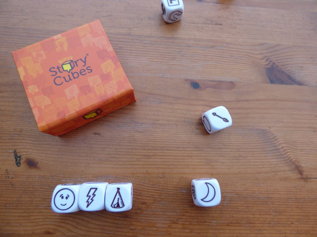 Asmodee Story Cubes