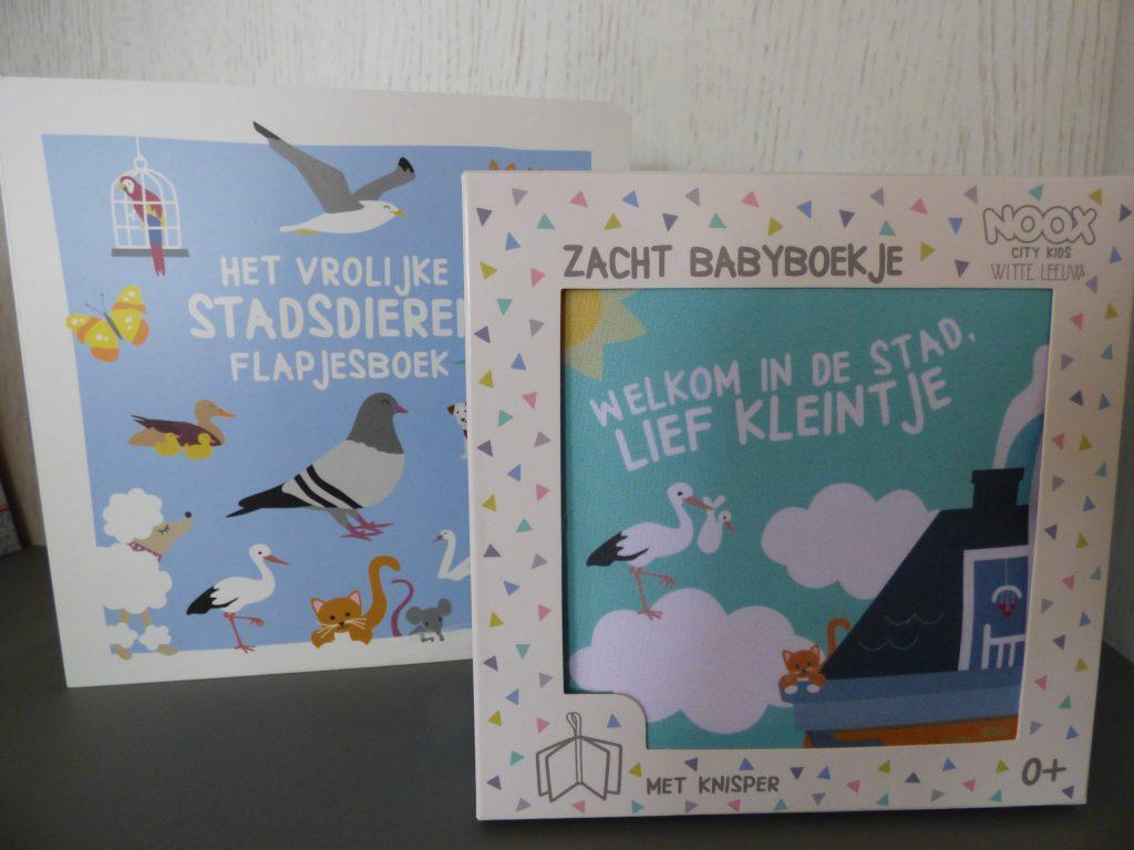 babyboekjes van Noox City Kids