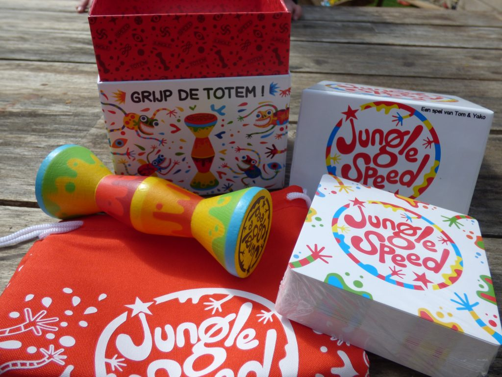 Jungle speed - familiespellen