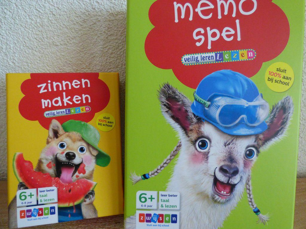 Leesspellen van Zwijsen