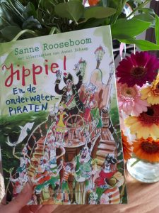 Jippie en de Onderwaterpiraten - Sanne Rooseboom