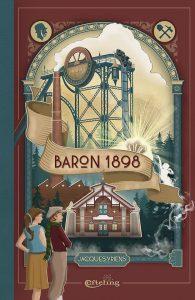 Baron 1898 - boek