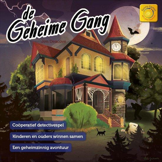 De geheime gang - Sunny Games