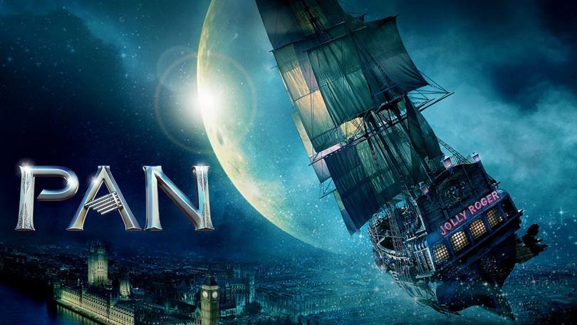 films op Netlfix - Pan